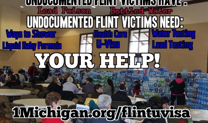Flint U VISAS
